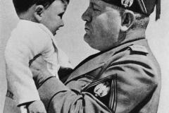 Benito Mussolini  Archivio Publifoto/Olycom  743382/1
